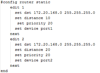 Fortigate 60 Firmware update