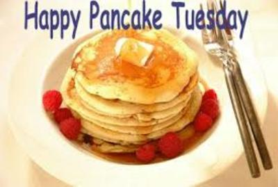 Image result for pancake tuesday
