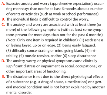 abnormal psychology quiz questions essay How to construct multiple choice items that measure comprehension not just  recognition.