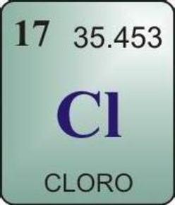 definici n de cloro - Cloro Tabla Periodica Definicion