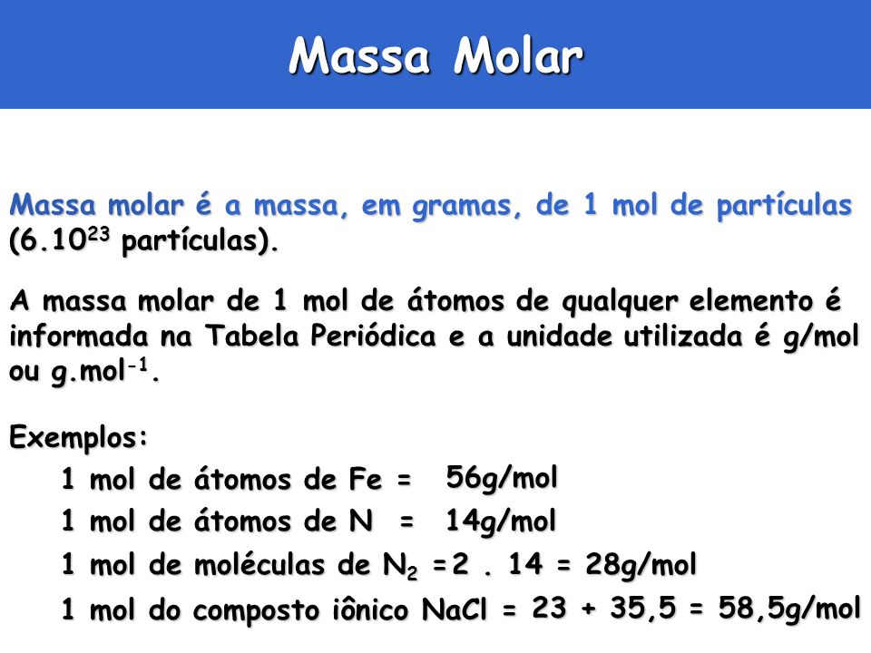 MOL E MASSA MOLAR EBOOK DOWNLOAD