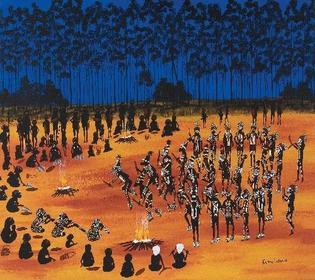 Aboriginal Australian Culture Flashcards