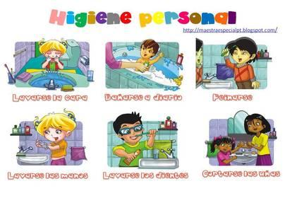 Las normas de higiene personal flashcards for Normas de higiene personal en la cocina