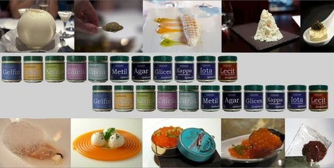 goconqr productos que se utilizan en la cocina molecular
