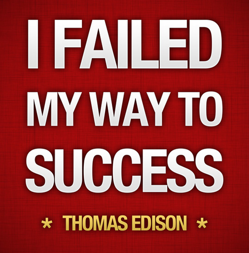 Reasons Why Failure is the Key to Success - Life Optimizer