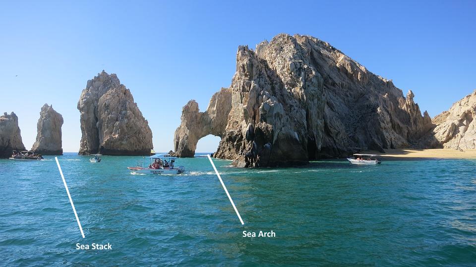 Coastal Landforms | Slide Set