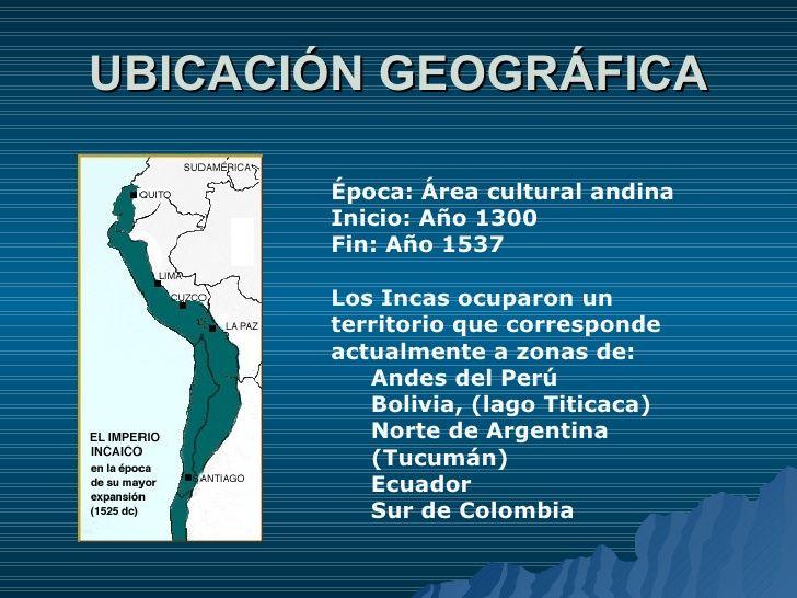 IMPERIO INCA | Slide Set