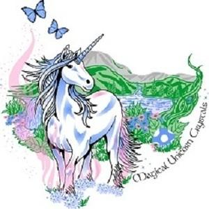 Magical Unicorn Crystals