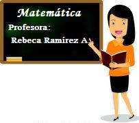 Rebeca Ramírez A