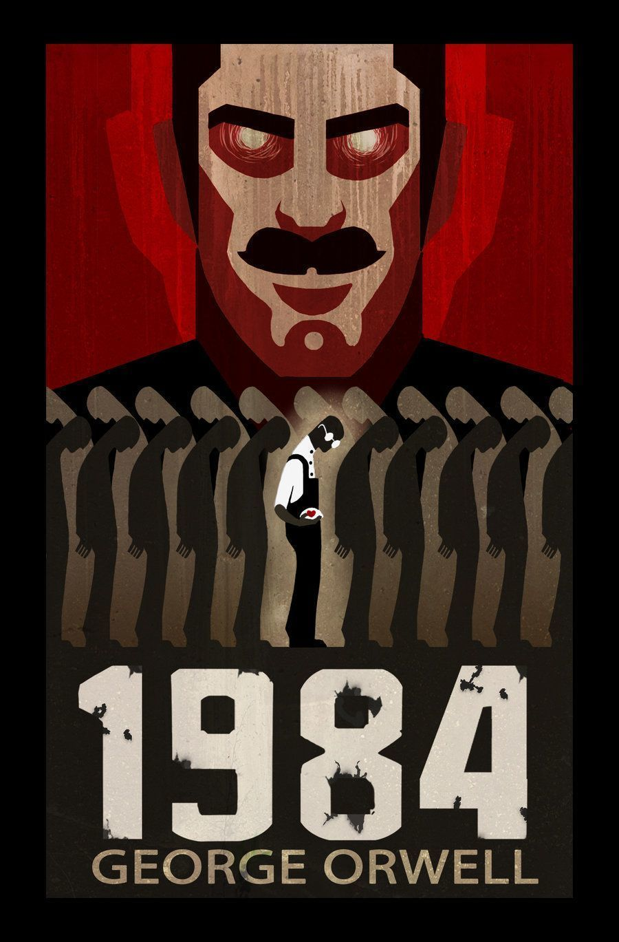 Picture of: George Orwell 1984 Guide Course