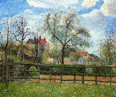 Desktop_pear-trees-and-flowers-at-eragny_-morning_-1886