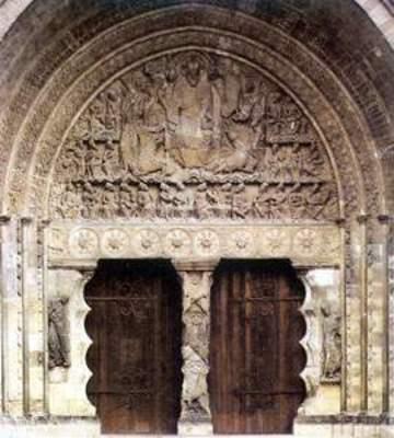 Portada-romanica