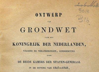 Desktop grondwet1848