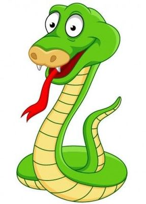 Desktop_handpainted_cartoon_snake_05_vector_181400