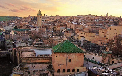 Marrakech morocco small