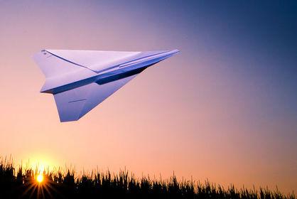 Paper airplane challenge | Slide Set