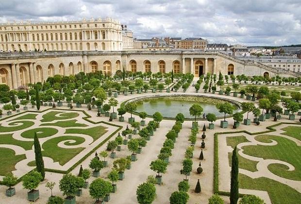 Resultado de imagen para palacio de versalles