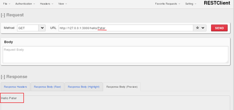 RESTful Web Services with Express Framework and mongoose  | Slide Set