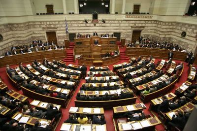 Hellenic-parliament
